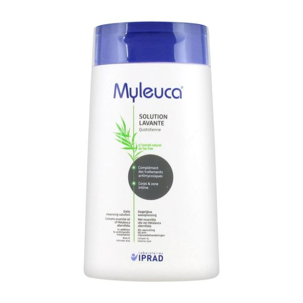 MYLEUCA SOLUTION LAVAGE DOUCE 200 ML