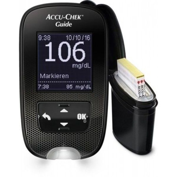 Accu-chek guide set mgdl 1