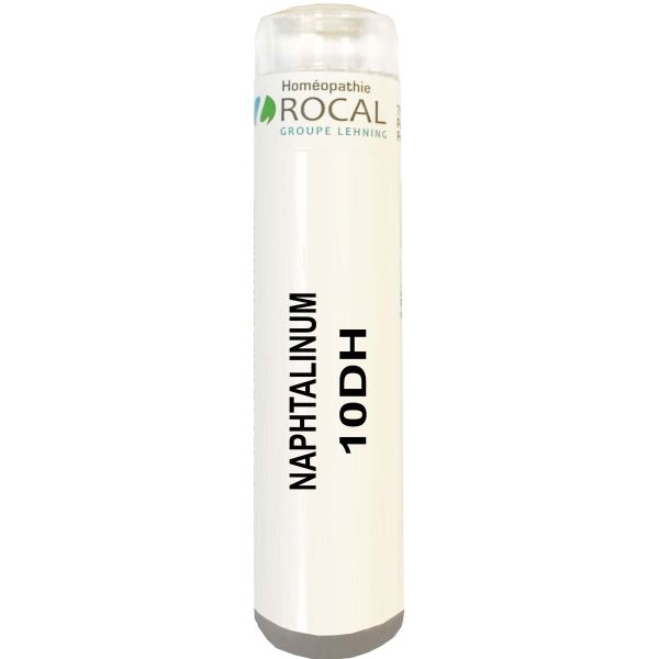 Naphtalinum 10dh tube granules 4g rocal