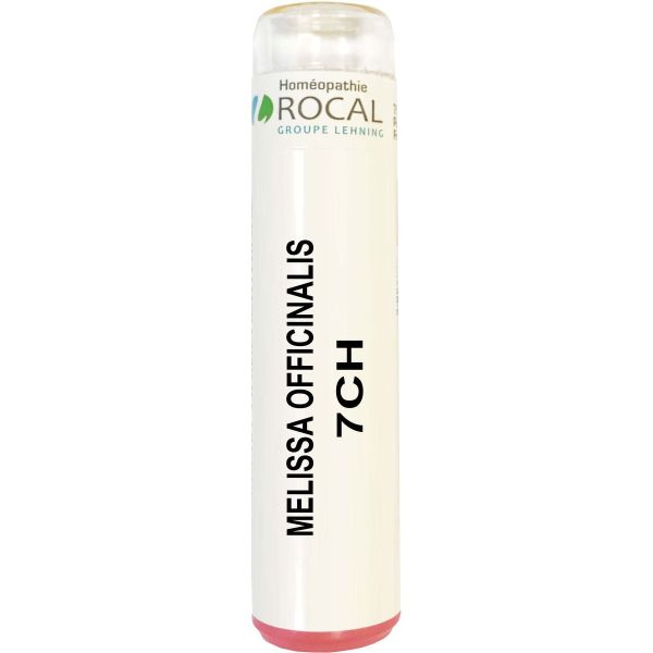 Melissa officinalis 7ch tube granules 4g rocal