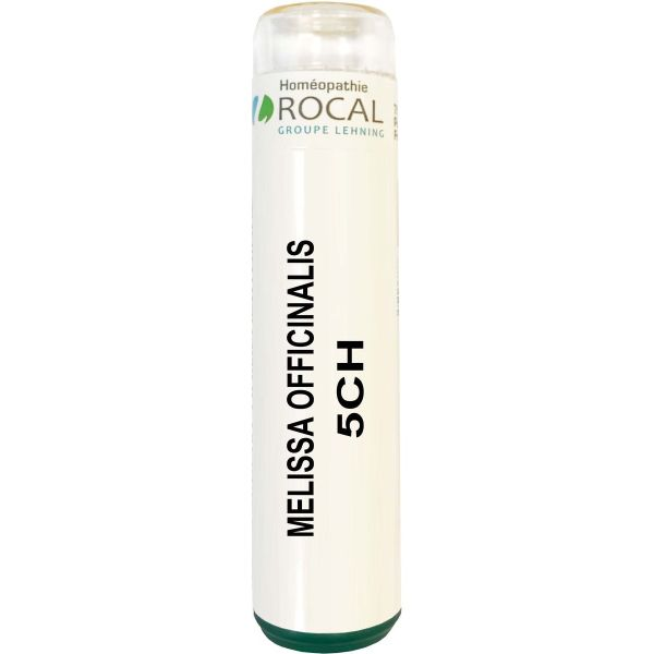 Melissa officinalis 5ch tube granules 4g rocal