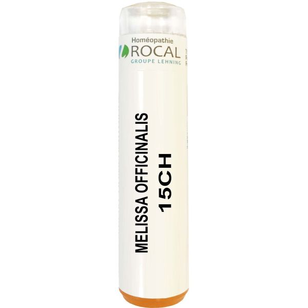 Melissa officinalis 15ch tube granules 4g rocal