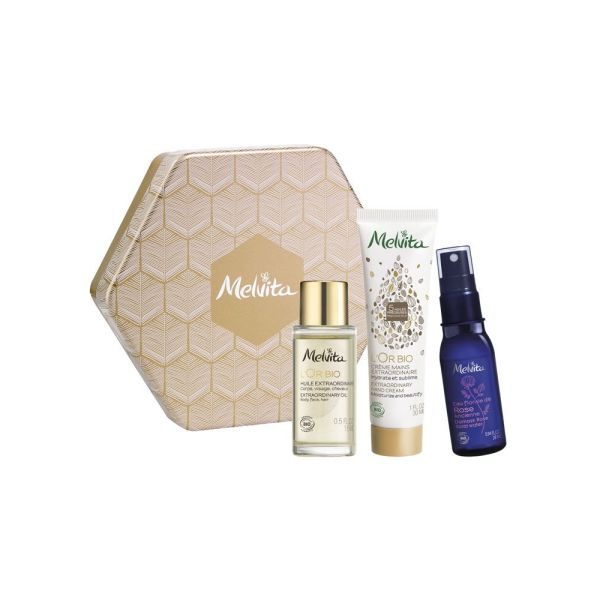 Melvita Box L'Or Bio