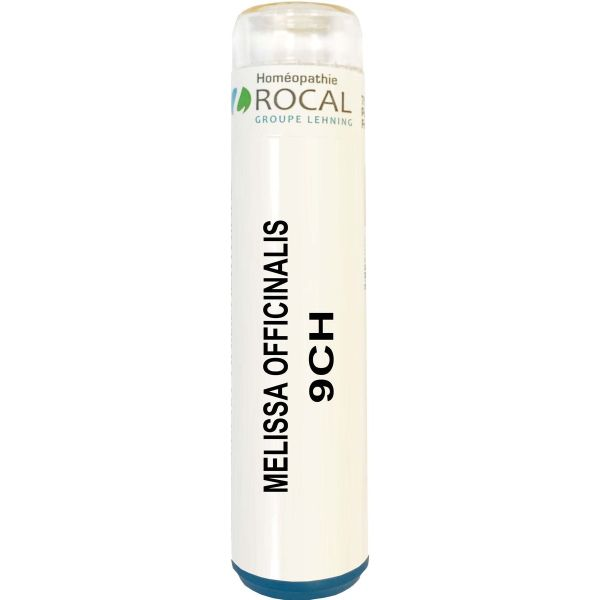 Melissa officinalis 9ch tube granules 4g rocal